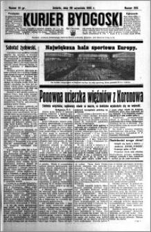 Kurjer Bydgoski 1935.09.28 R.14 nr 225