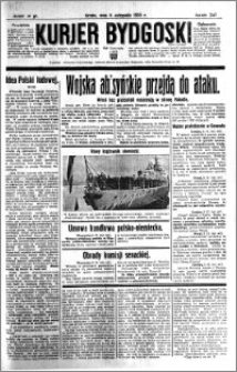 Kurjer Bydgoski 1935.11.06 R.14 nr 257