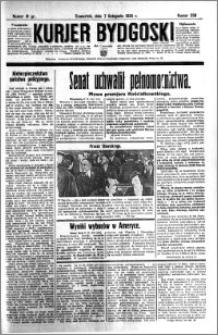 Kurjer Bydgoski 1935.11.07 R.14 nr 258