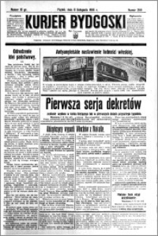 Kurjer Bydgoski 1935.11.08 R.14 nr 259