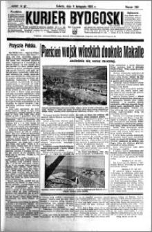 Kurjer Bydgoski 1935.11.09 R.14 nr 260