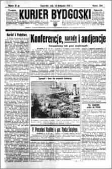 Kurjer Bydgoski 1935.11.14 R.14 nr 264