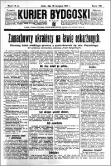 Kurjer Bydgoski 1935.11.20 R.14 nr 269