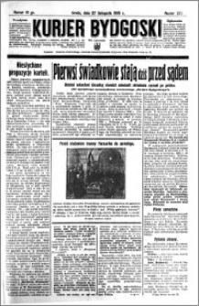 Kurjer Bydgoski 1935.11.27 R.14 nr 275