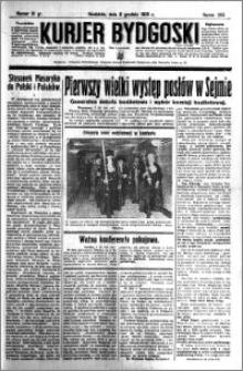 Kurjer Bydgoski 1935.12.08 R.14 nr 285