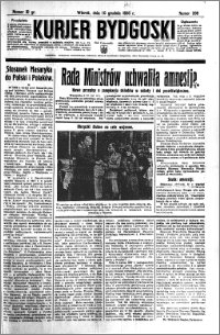 Kurjer Bydgoski 1935.12.10 R.14 nr 286