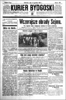 Kurjer Bydgoski 1935.12.15 R.14 nr 291