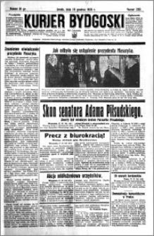Kurjer Bydgoski 1935.12.18 R.14 nr 293