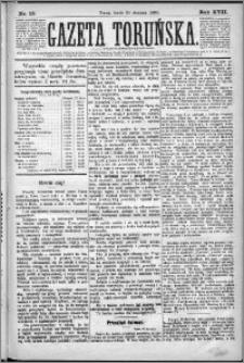 Gazeta Toruńska 1883, R. 17 nr 18