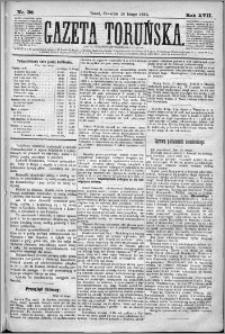 Gazeta Toruńska 1883, R. 17 nr 36