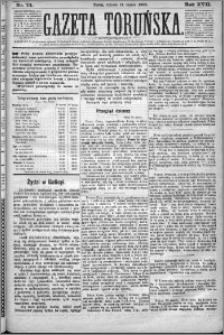 Gazeta Toruńska 1883, R. 17 nr 73