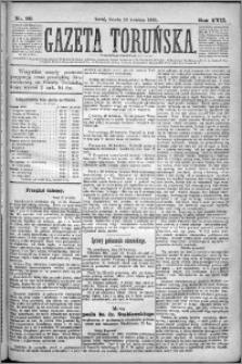 Gazeta Toruńska 1883, R. 17 nr 96
