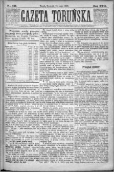 Gazeta Toruńska 1883, R. 17 nr 121