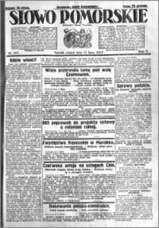 Słowo Pomorskie 1925.07.10 R.5 nr 157