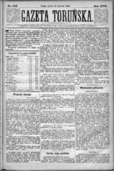 Gazeta Toruńska 1883, R. 17 nr 143