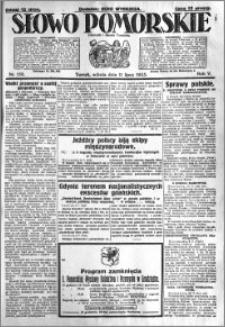 Słowo Pomorskie 1925.07.11 R.5 nr 158