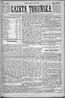 Gazeta Toruńska 1883, R. 17 nr 148