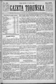 Gazeta Toruńska 1883, R. 17 nr 189