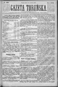 Gazeta Toruńska 1883, R. 17 nr 209