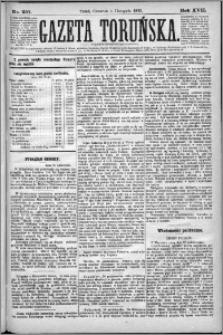 Gazeta Toruńska 1883, R. 17 nr 251