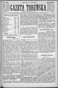 Gazeta Toruńska 1883, R. 17 nr 276