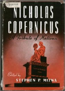 Nicholas Copernicus : a tribute of nations