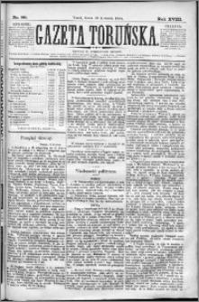 Gazeta Toruńska 1884, R. 18 nr 88