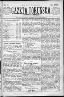 Gazeta Toruńska 1884, R. 18 nr 95