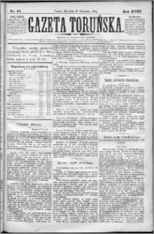 Gazeta Toruńska 1884, R. 18 nr 98