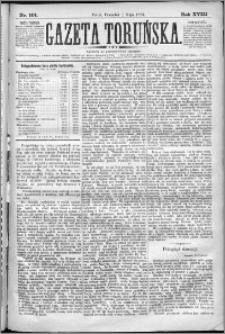 Gazeta Toruńska 1884, R. 18 nr 101