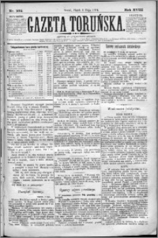 Gazeta Toruńska 1884, R. 18 nr 102
