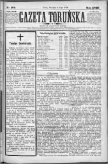 Gazeta Toruńska 1884, R. 18 nr 104