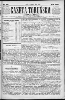 Gazeta Toruńska 1884, R. 18 nr 105