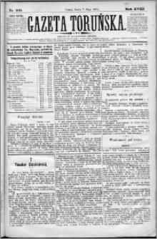 Gazeta Toruńska 1884, R. 18 nr 106