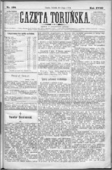 Gazeta Toruńska 1884, R. 18 nr 108