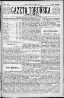 Gazeta Toruńska 1884, R. 18 nr 110