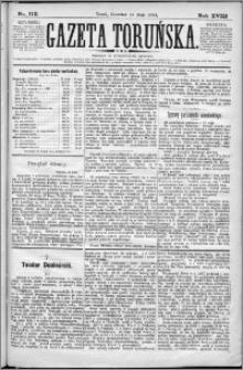 Gazeta Toruńska 1884, R. 18 nr 112