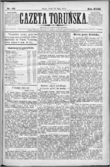 Gazeta Toruńska 1884, R. 18 nr 117