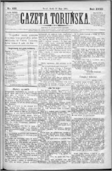 Gazeta Toruńska 1884, R. 18 nr 122