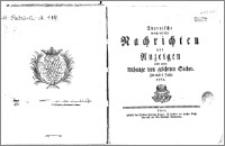 Thornische wöchentliche Nachrichten und Anzeigen nebst einem Anhange von gelehrten Sachen. Zweytes Jahr 1761