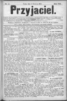 Przyjaciel : pismo dla ludu 1883 nr 15