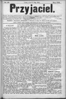 Przyjaciel : pismo dla ludu 1883 nr 20