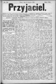 Przyjaciel : pismo dla ludu 1883 nr 25