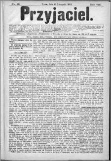 Przyjaciel : pismo dla ludu 1883 nr 46