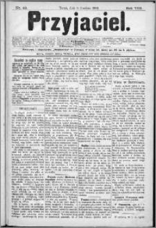 Przyjaciel : pismo dla ludu 1883 nr 49