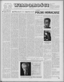 Wiadomości, R. 26 nr 29 (1320), 1971