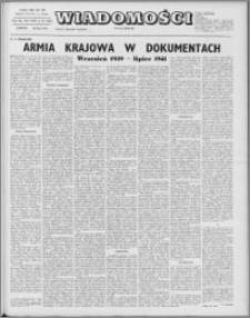 Wiadomości, R. 26 nr 30 (1321), 1971