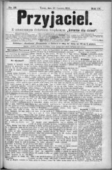 Przyjaciel : pismo dla ludu 1884 nr 25