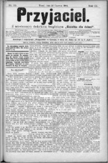 Przyjaciel : pismo dla ludu 1884 nr 26