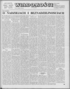 Wiadomości, R. 26 nr 31 (1322), 1971